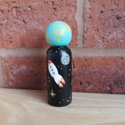 Space rocket 9cm