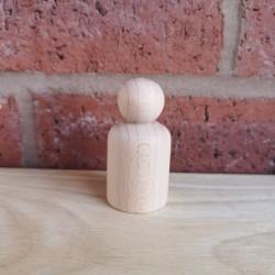 Wholesale 6cm straight peg...