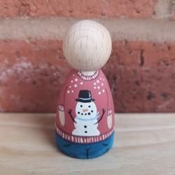 Christmas Jumper 6cm