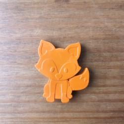 Fox crayon