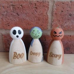 Halloween set of 3